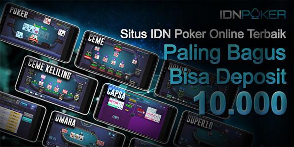 cara main kartu poker online
