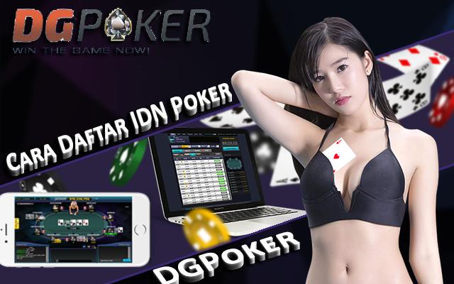 Cara Daftar IDN Poker Online dengan Mudah dan Cepat
