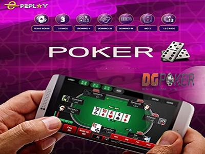 cara deposit poker online