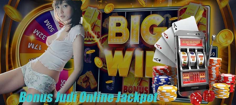 Bonus Judi Online Jackpot
