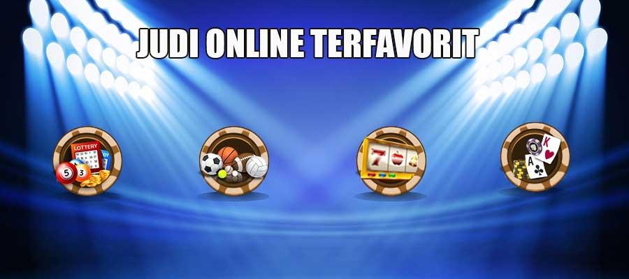 Agen Judi Online Terfavorit